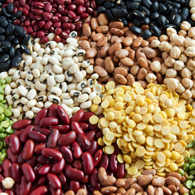 Dry pulses