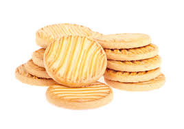 Biscuits in bulk